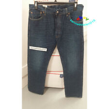 LEVIS 501 MADE IN THE USA ORIGINAL FIT SELVEDGE JEANS 005012455 MENS SIZE 36X32
