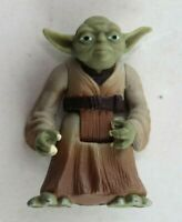 Star Wars 1995 Yoda Jedi Trainer Power of the Force Action Figure POTF 2