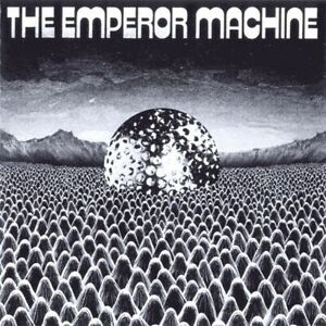 The Emperor Machine - Space Beyond The Egg (CD, Album)
