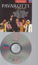 CD--ORCHESTRA DA CAMERA ARCANGELO - PAVAROTTI UND FRIENDS