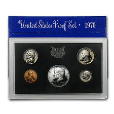 1970 U.S. Proof Set (Large Date Variety)