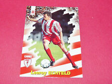 PANINI FOOTBALL CARD 98 1997-1998 LEEROY ECHTELD AS CANNES LA BOCCA ASC