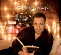 WEIHNACHTSZEIT MIT HOLGER WEMHOFF  CD NEW