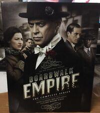 Boardwalk Empire: The Complete Series (Blu-ray, 19-Disc Set- NO DIGITAL COPIES)