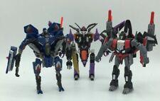 Transformers Lot Of 3 Skywarp Sky Shadow Thundercracker