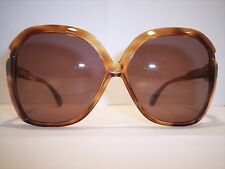 Vintage-Sonnenbrille/Sunglasses by SILHOUETTE Frame Austria  Rare Original 70'