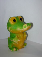 Vintage Russian Ussr Sovie Crocodile Rubber toy