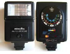 Minolta 200X or 280PX Flash X-370 X-700 XD XG1 XG7 XG9 Pentax K1000 Canon AE-1