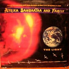 Afrika Bambaataa And Family LP SS The Light