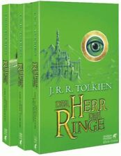 JOHN R TOLKIEN Der Herr der Ringe - Neuausgabe 2012 - 3 Bücher im Schuber