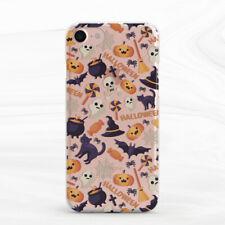 Kawaii Pumpkin Halloween Kid Cute Case For iPhone 6S 7 8 Xs XR 11 Pro Plus Max