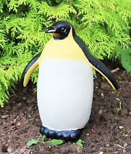 Garden Penguin Party Lawn Ornament Christmas decoration Zoo Animal 25cm