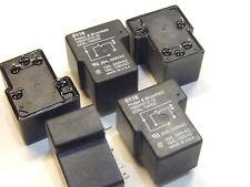 P&B T90S1D12-12 12VDC SPST PC MOUNT RELAY - YOU GET 5 PIECES