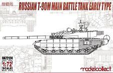 Modelcollect UA72124, Russian T-90M Main battle tank early type, 1:72