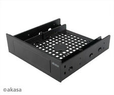 "Akasa AK-HDA-05 3.5"" SSD/HDD Mounting Adapter for 5.25"" Drive Bay"