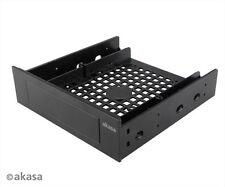 "Akasa AK-HDA-05 3.5"" SSD/HDD Adaptador de montaje para 5.25"" Drive Bay"