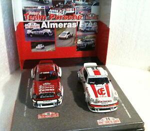 QQ 99121 FLY Team S Porsche Alméras Fres 911 Sc Montecarlo 80 Tour de Corse 82