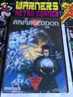Zx Spectrum Sinclair Armageddon Man Boxed Cassette Retro Game #retrogaming