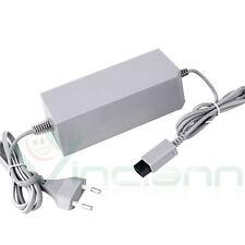 Caricabatterie alimentatore console Nintendo Wii ricambio compatibile rete 240V