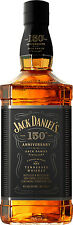 Jack Daniels 150th Anniversary Tennessee Whiskey Commemorative Bottle 700ML