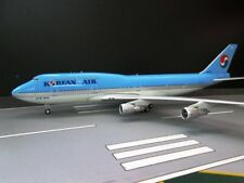 JFOX JF7473002 1/200 KOREAN AIR BOEING 747-300 HL7470 WITH STAND