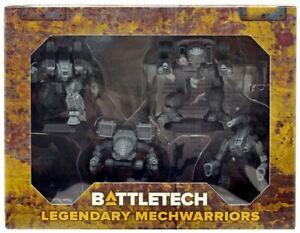 Battletech clan invasion legendary mechwarriors Catalyst Kickstarter KSE