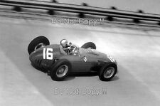 Willy Mairesse Ferrari Dino 246 Italian Grand Prix 1960 Photograph