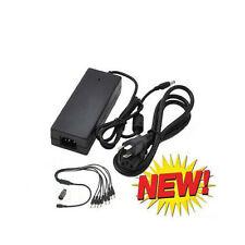 Amview DC Power Adapter 12v 7Amp Power Supply Splitter 1p CCTV Security Camera
