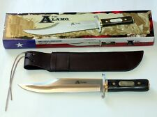 "THE ALAMO Texas Battle Richard Widmark JIM BOWIE KNIFE MOVIE REPLICA 17-1/2"" New"