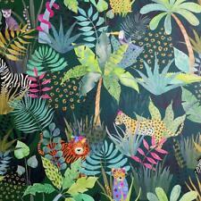 Muriva Summertime Or Rose Gris Floral Papillon Papier Peint Paillettes Botanique