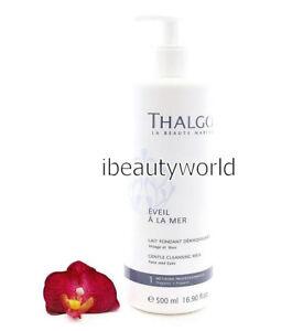 Thalgo Gentle Cleansing Milk 500ml Salon Professional #liv