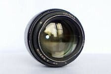 Jupiter-9 2/85 lens for SLR camera M42 mount USSR LZOS export version