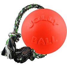 Jolly Pets Joll049c Hundespielzeug - Ball Romp-n-roll 10 Cm orange