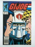 1987 G.I. Joe #64 Marvel Copper Age COMIC BOOK