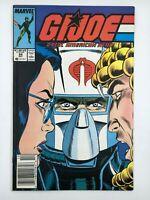 1987 G.I. Joe #64 Marvel Copper Age