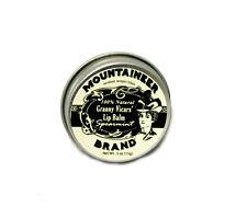 Mountaineer Brand® Granny Vicars' Lip Balm (Spearmint) 2 oz.