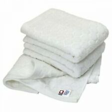 hiorie (Hiorie) Imabari towel certification dot face towel three set Off-white