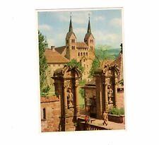 AK Ansichtskarte Schloss Corvey