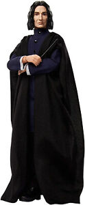 """HARRY POTTER Collectible Severus Snape Doll 12"""" Magical Figure Wizarding World"""
