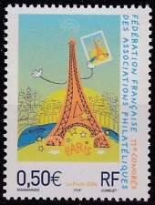 Frankrijk postfris 2004 MNH 3829 - Congres Postszegelverzamelaars Parijs