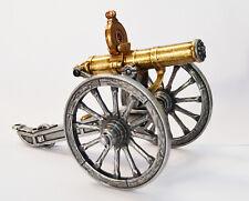 American Civil War Imported Denix Made Boxed All Metal Gatling Gun 16x10 Cms