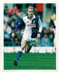 Original Press Photo - STUART RIPLEY (Blackburn Rovers FC) dated 27 April 1994