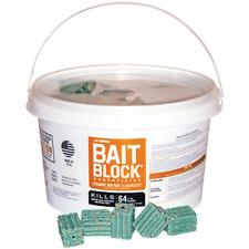 Bait Blocks Mouse Mice Rodent Rat Killer Trap Rodenticide Pest Food Poison Rats