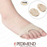 PEDIMEND™ Ball of Foot Cushions (3 PAIR) - Metatarsal Sleeve to Prevent Blisters