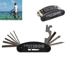 Bicycle Repair Tool Bike Pocket Multi Function Folding Tool 16 in 1
