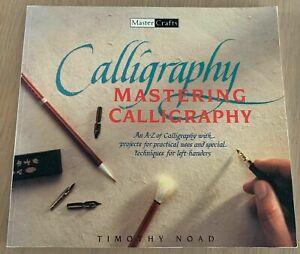 A SMALL LIBRARY OF  5 CALLIGRAPHY HANDBOOKS