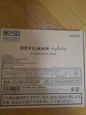 DEVILMAN crybaby COMPLETE BOX Full Production Limited Edition 3-disc set Blu-ray