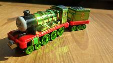 Take Along n play Thomas Tank & Friends Train - METALLIC HENRY - POST DISCOUNTS!