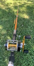 Catfish Pro Tournament Series Rod and Reel Combo Mh Action Rod and 600 Cts Reel
