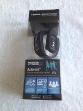 New Modern Fitness Bluetooth Activity Tracker - Black